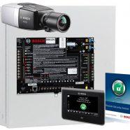 Los nuevos paneles de Bosch integran vídeo, detención y control de puertas