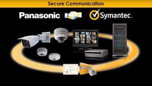 Panasonic y Symantec